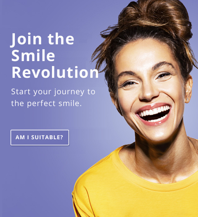 Join the smile resolution