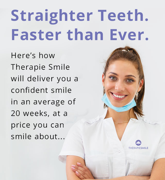 Straighter Teeth, Faster than ever