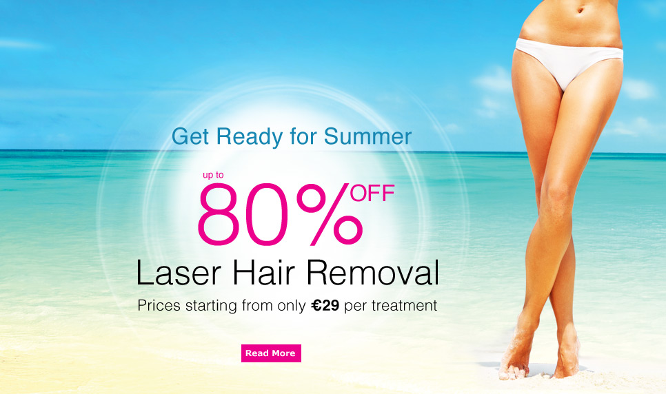 Affordable Laser Hair Removal at Therapie Clinic