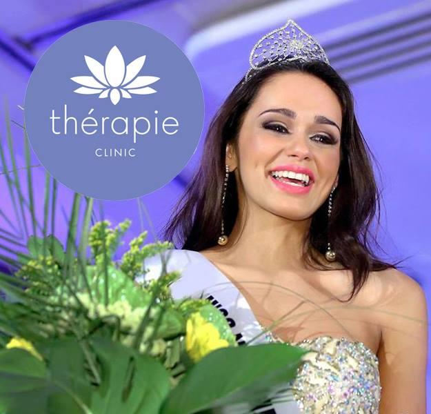 Therapie Miss Northern Ireland Contest 2015