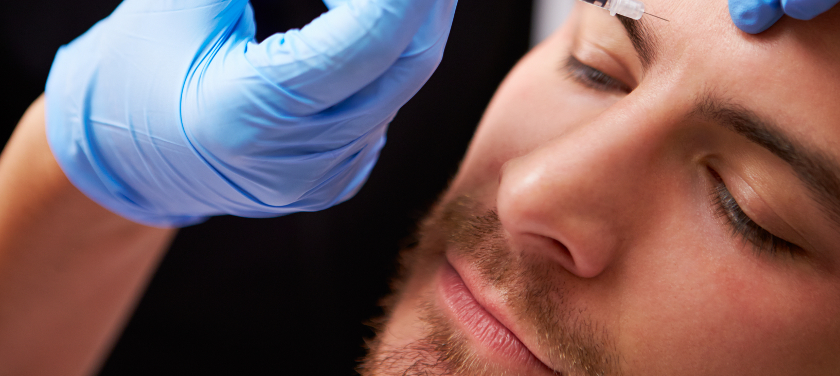 Anti Wrinkle Injections (Botox®) for Men | Juvederm® | Anti Ageing
