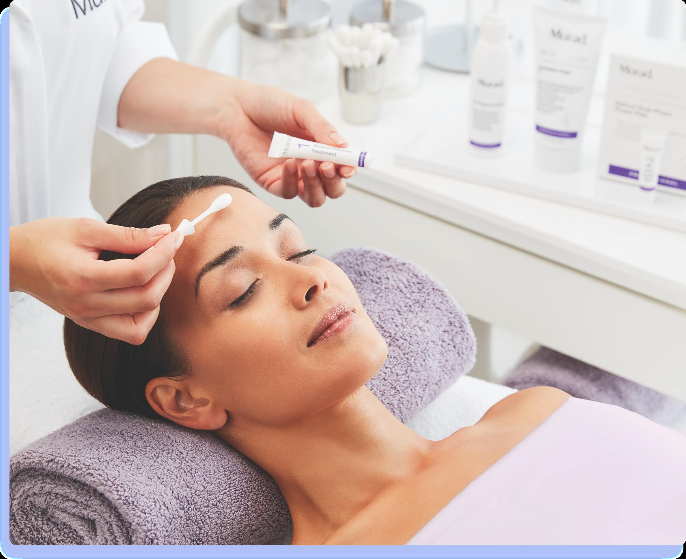 Murad Skincare Treatments | Murad Facials | Murad Anti Ageing