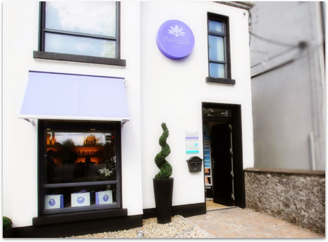 Outside image of Thérapie Clinic Athlone, County Westmeath