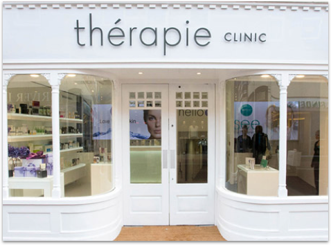 Outside image of Thérapie Clinic Cruises Street, Limerick
