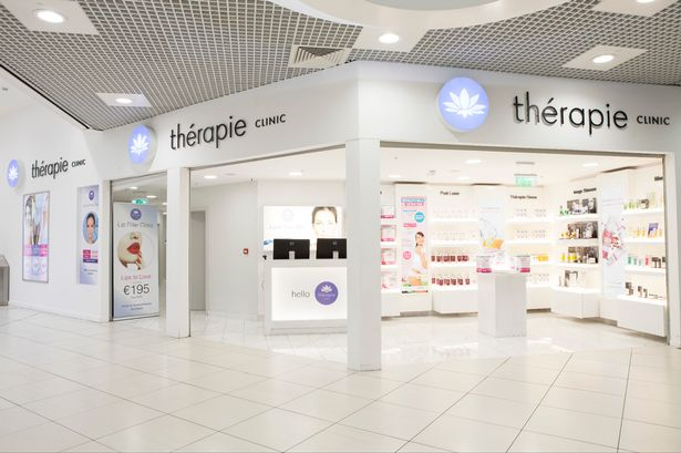 Exterior image of Thérapie Clinic Tallaght