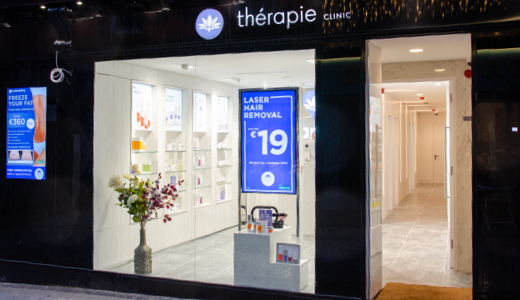Outside image of Thérapie Clinic Wexford