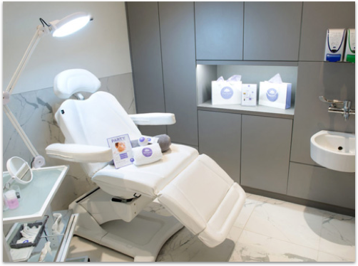 Treatment room image of Thérapie Clinic