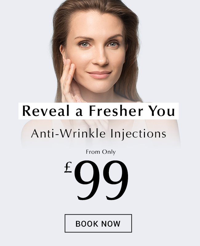 Anti-Wrinkle Injections at Therapie Clinic