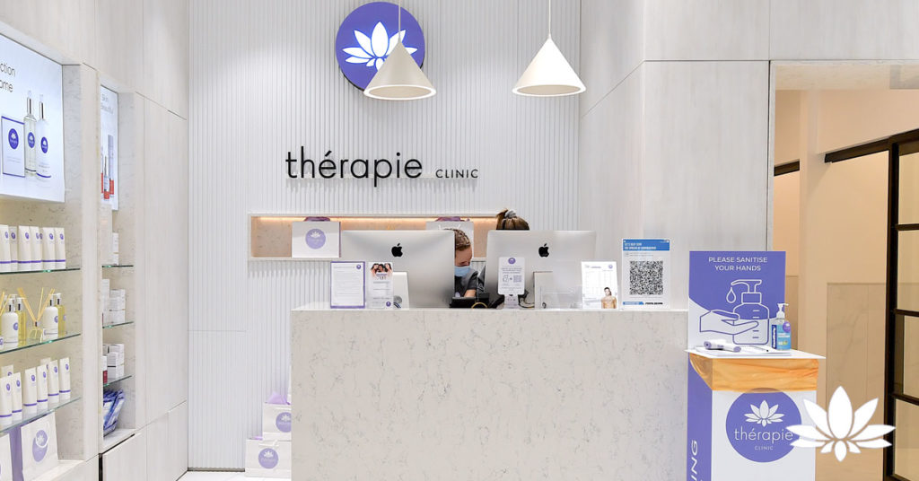 Visit the Award winning Aesthetic and Laser Hair Removal provider, Thérapie Clinic in the Lakeside Shopping Centre in Grays, Essex today [image]