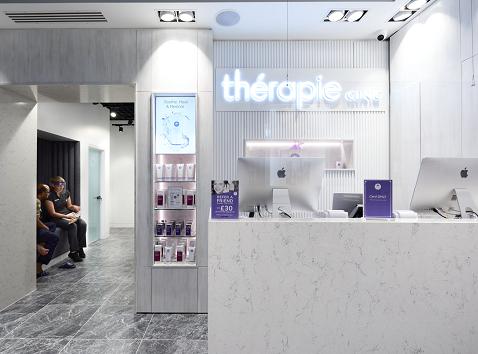Interrior of Thérapie Clinic Uxbridge [image]