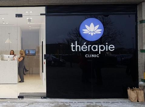Exterior of Thérapie Clinic Liffey Valley Shopping Centre, Dublin [image]