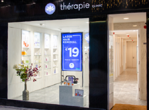 Exterior of Thérapie Clinic Wexford [image]