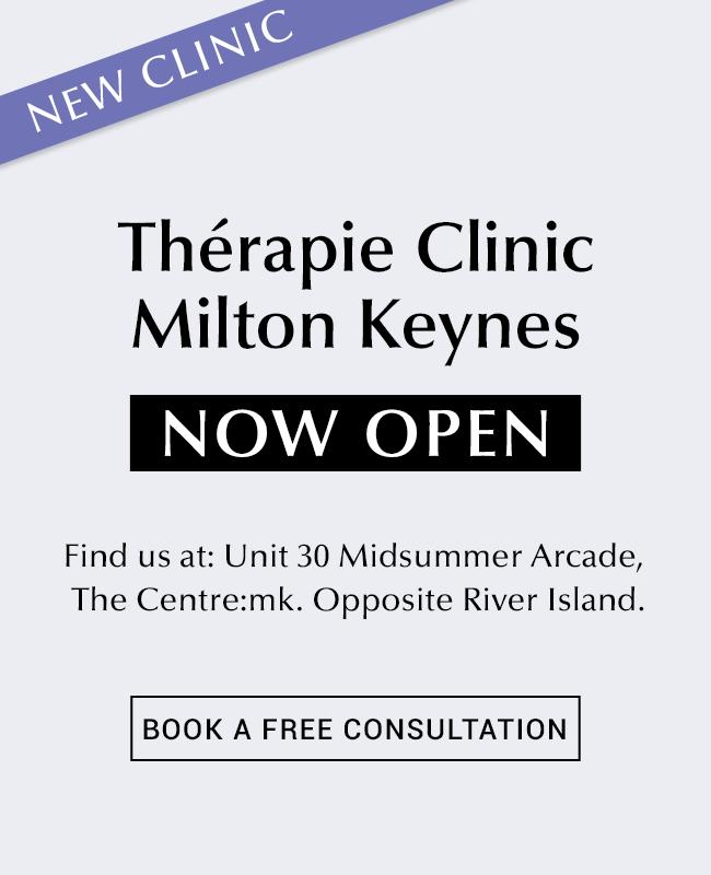 Therapie Clinic Now Open in Milton Keynes