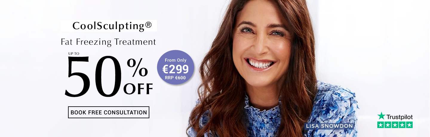 CoolSculpting® at Thérapie Clinic from only €299 offer [image]