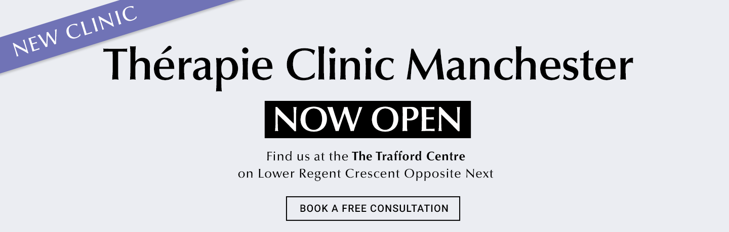 Therapie Clinic Manchester Now Open in Trafford Centre