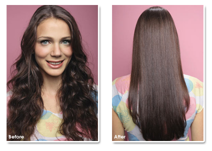 Brazilian Semi Permanent Hair Straightening 73