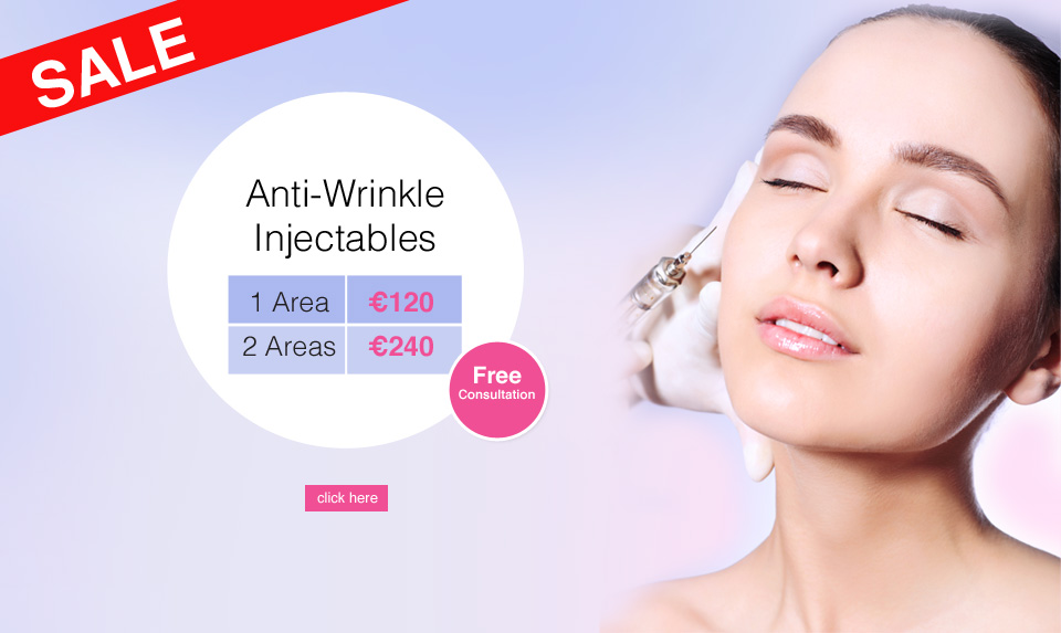 Anti-Wrinkle Injectable Offer